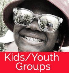 Kids and youth groups at Chardon Church